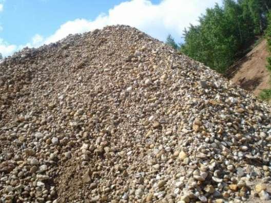 Щебень, отсев, гравий, песок и пр Сыпучие материалы