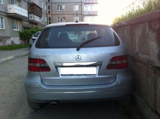 Продажа авто, Mercedes-Benz, B-klasse, Механика с пробегом 245000 км, в г.Кушва Фото 1