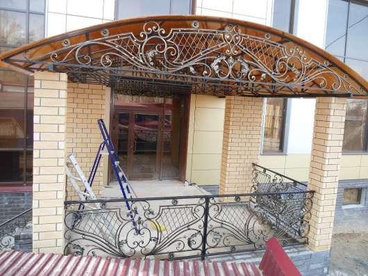 Художественная ковка кованые изделия в Нижнем Новгороде Фото 3
