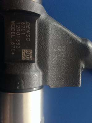 форсунки Howo VG1540080017