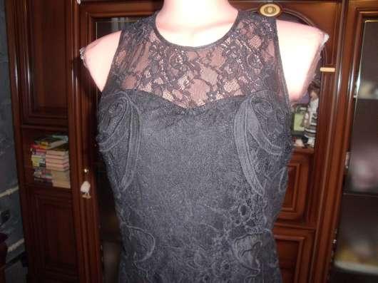 Роскошное новое кружевное платье р.46-48