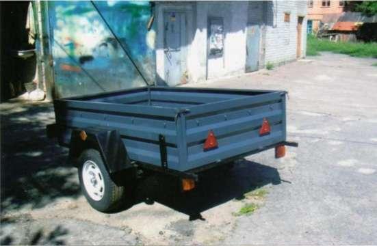 Автоприцеп,прицеп для легкового автомобиля ПУ-ТД в кредит