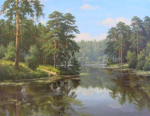 Выставка-продажа живописи в Казани