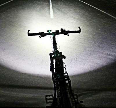 Фара велосипедная