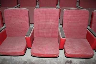 Продаем кресла в зрительный зал