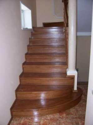 Лестницы для вашего дома и дачи Новая Лестница в г. Пушкино Фото 3