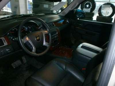 внедорожник Chevrolet Tahoe