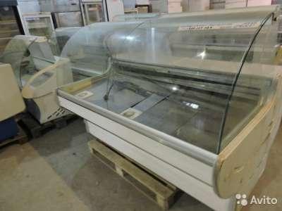 торговое оборудование Холодильная витрина N82