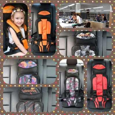 Бескаркасные автомобильные кресла для детей СМАЙЛ в Краснодаре Фото 1