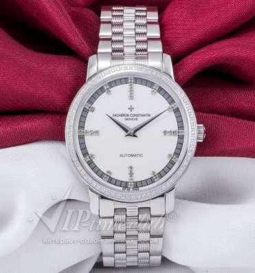 Наручные часы от Vacheron Constantin