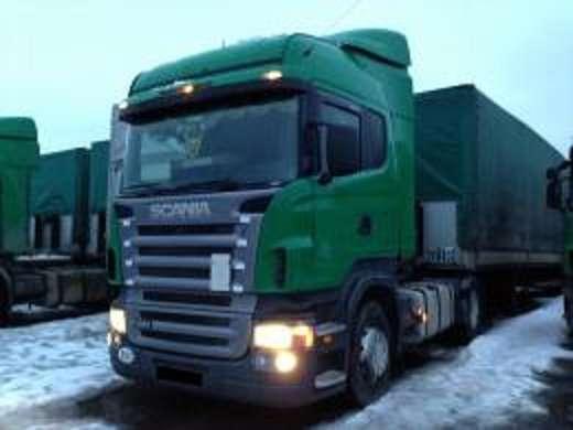 Седельный тягач Scania R 420, 2006 г.в. Кредит, лизинг