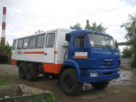 хтовый автобус НЕФАЗ 4208