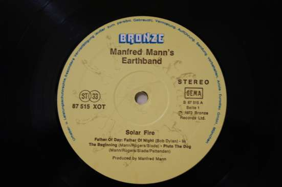 MANFRED MANN'S EARTH BAND-1979/1973 Made Germany