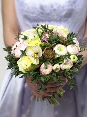 Свадебный флорист-дизайнер