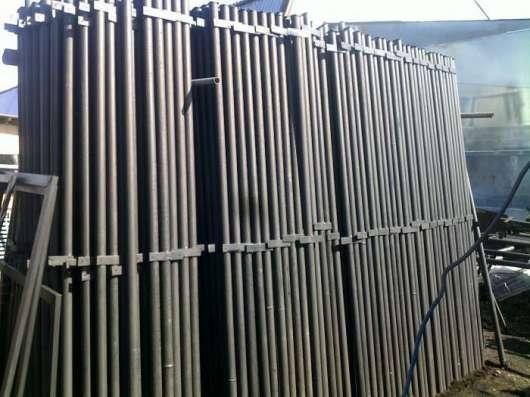 Столбы металлические недорого с доставкой