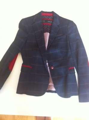 Пиджак в английском стиле, Zara в Магнитогорске Фото 1