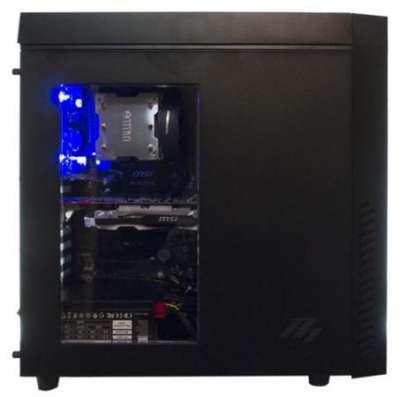 Оптимальный игровой компьютер MC Gamer Optima III