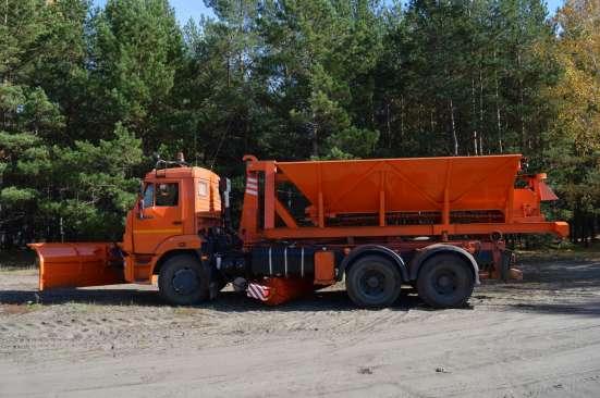 Пескоразбрасыватель на мультилифт ТМ-7,0ПС в Кургане Фото 4