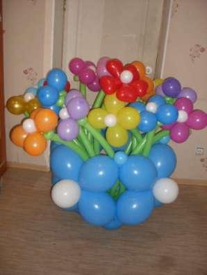 Подарки из шаров в Новосибирске Фото 1