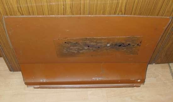 Накладка двери Москвич азлк 408-412 (СССР)