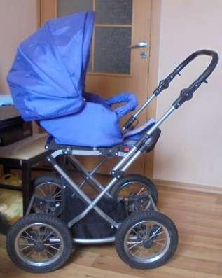 """Продаётся детская коляска """"два в одном"""""""