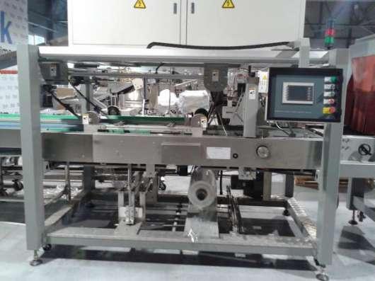 Автоматическая термоусадочная машина групповой упаковки в Москве Фото 1