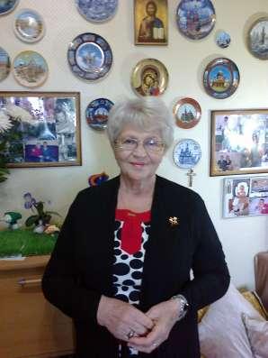 Валентина, 66 лет, хочет найти новых друзей