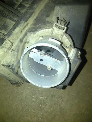 Ford Mondeo-I   расходомер воздуха 93BB12B579BA