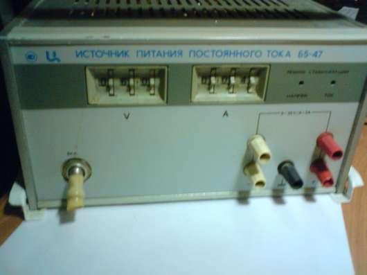 Продам Источник постоянного тока Б5-47