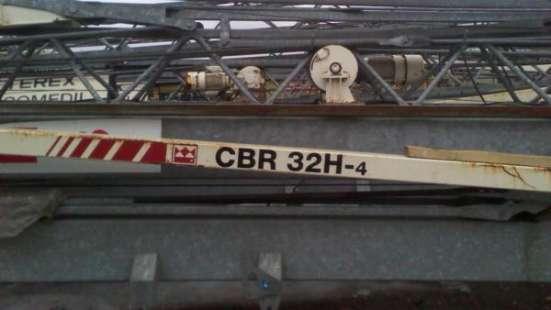 Продается Самомонтируемый кран Terex Comedil CBR 32