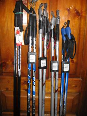 Лыжные комплекты и отдельно лыжи, палки, ботинки, крепления в г. Харьков Фото 4