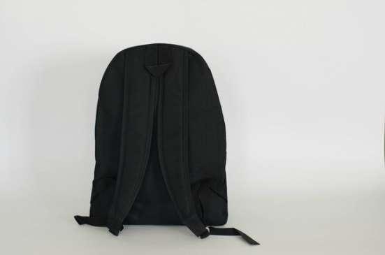 Рюкзак мужской подростковый унисекс Найк Nike черный синий