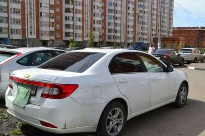 легковой автомобиль Chevrolet Эпика