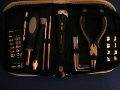 Набор инструментов 24 предмета в сумке