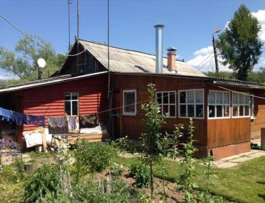 1\2 жилого дома в городе Можайск, ул.  тутина д.13, 96 км от МКАД по Минскому шоссе.