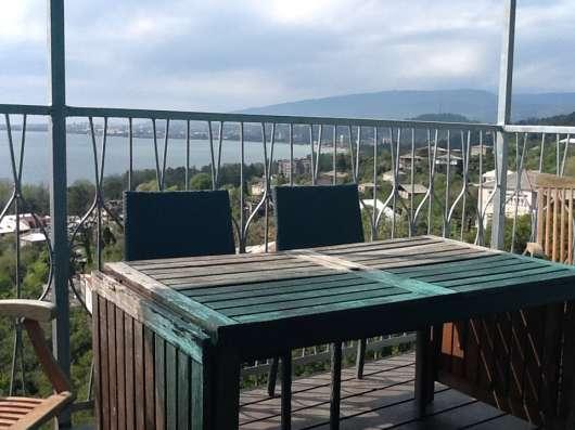 Отдых на море в апартаментах виллы Мимоза в Сухуми