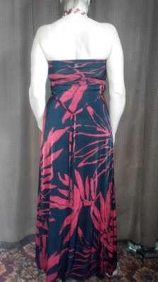 Шикарное платье в пол Ax Paris