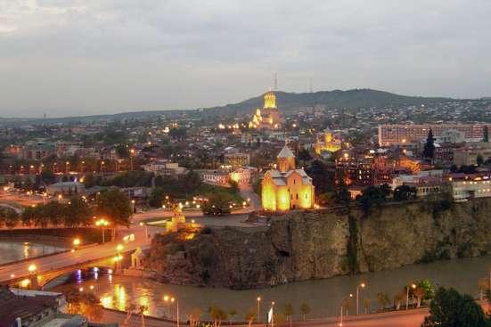 Туризм в г. Тбилиси Фото 3
