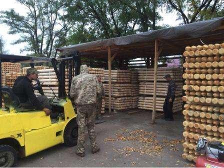 Продаю действующий деревоперерабатывающий цех в г. Олевск в г. Днепропетровск Фото 1