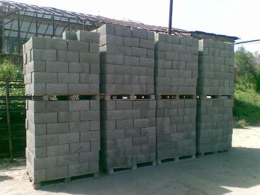 Пескоцементные блоки, пеноблоки цемент с завода в Москве