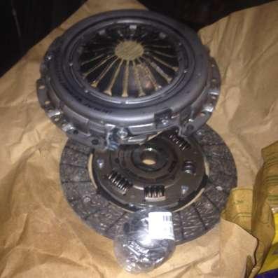 Комплект сцепления для Шкода Фабия, VW Поло 1,4