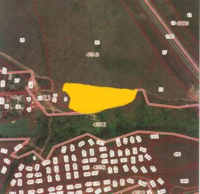 Обменяю земельный участок 2,35 га в 27 км. от МКАД на недвижимость в Москве или Московской области