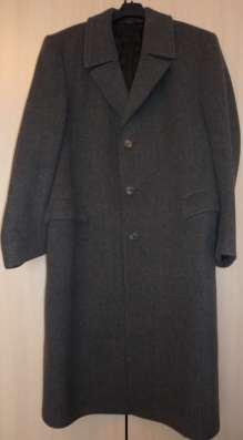 Ретро-пальто новое, драп, р-52