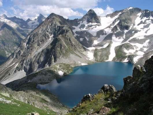 Незабываемый отдых в горах Домбая ГК в г. Черкесск Фото 1