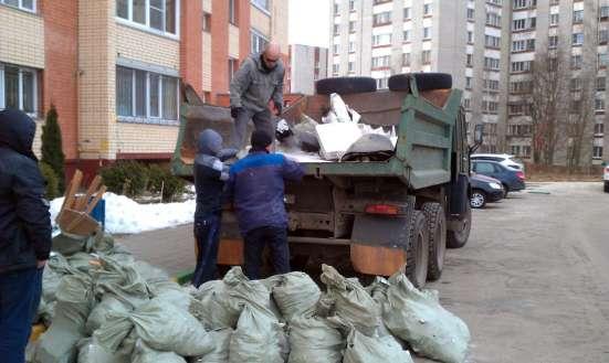 Услуги грузчиков • Грузоперевозки • Вывоз мусора • Демонтаж в Смоленске Фото 4