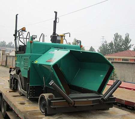 Продам асфальтоукладчик xcmg RP452L в Красноярске Фото 1