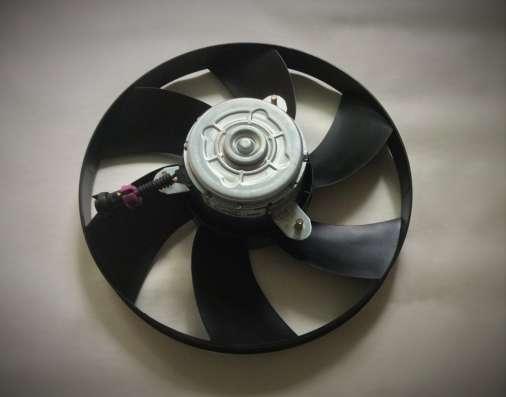 Вентилятор радиатора 6K0959455A VAG