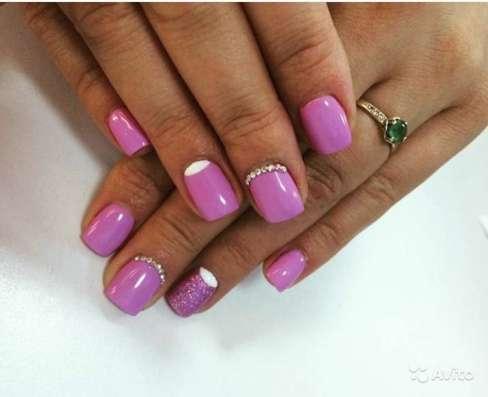 Наращивание ногтей Красноярск