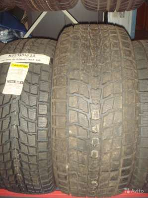 Новые Dunlop 225/75 R16 Grandtrek SJ6 104Q