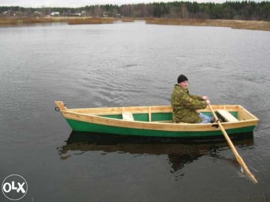 Производство и продажа металлических лодок